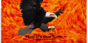 SAN BERNARDINO – NOW IT'S OUR TURN