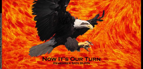 SAN BERNARDINO – NOW IT'S OUR TURN