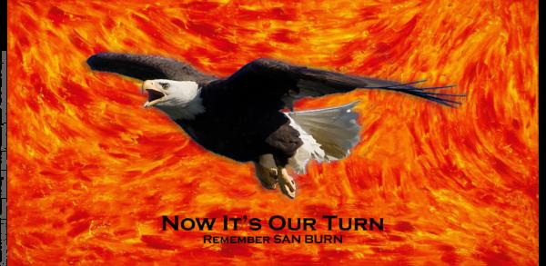 SAN BERNARDINO – NOW IT'S OUR TURN #2
